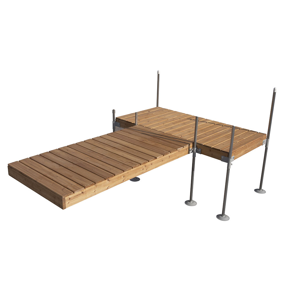 12' T-Shaped Dock