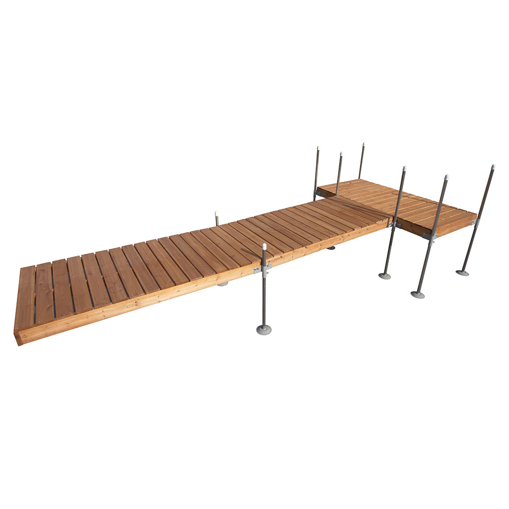 20' T-Shaped Dock