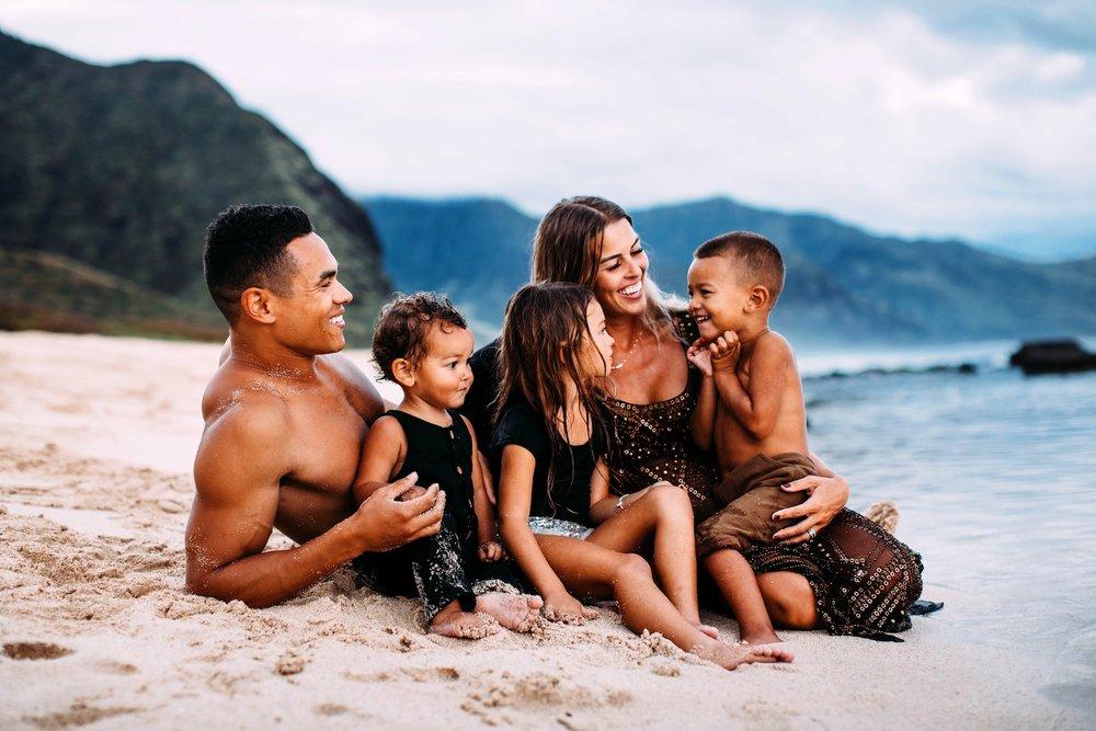 family + children