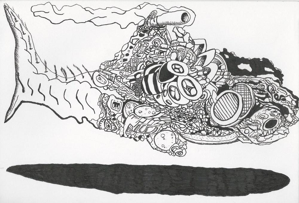 La Máquina de Orca Negro (The Black Orca Machine)