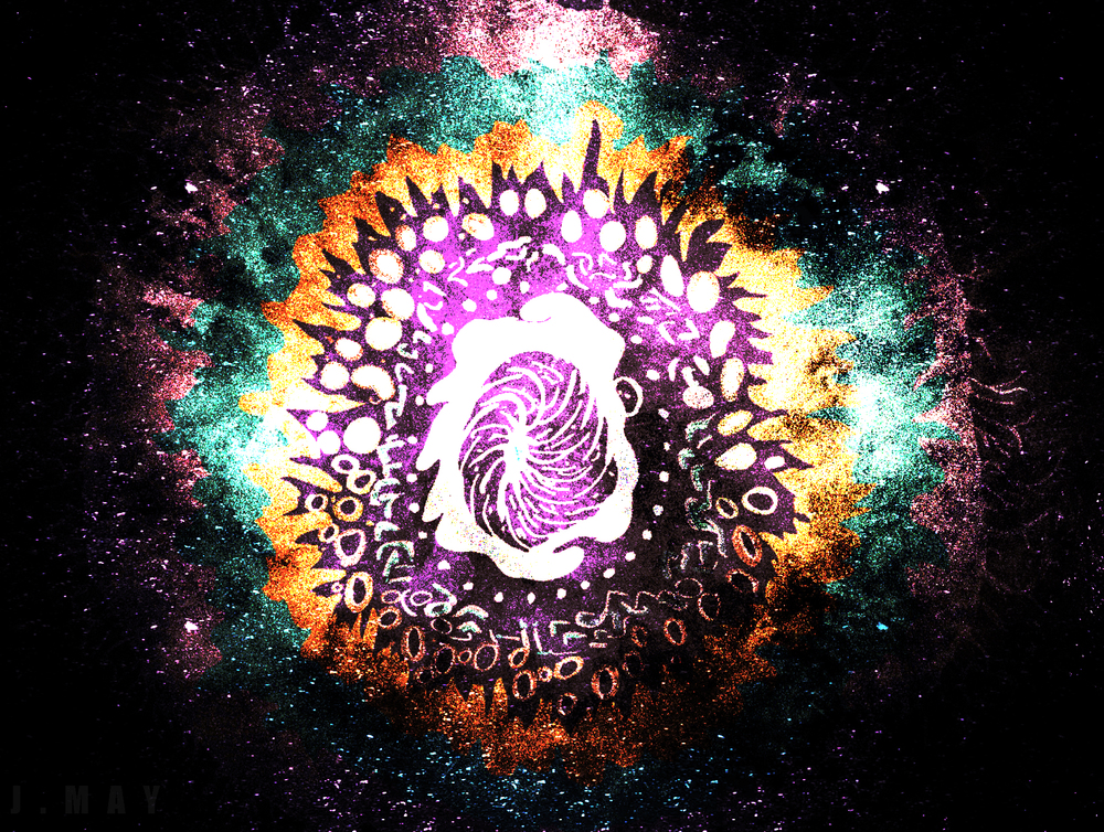 The Cosmic Womb: Purp
