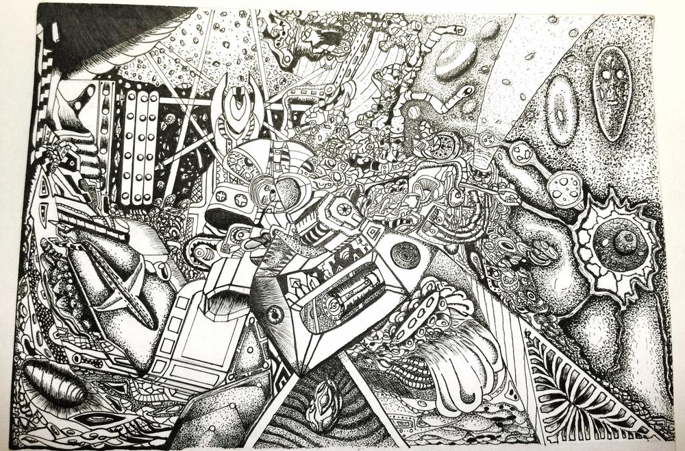 Deep Space Pandemonium