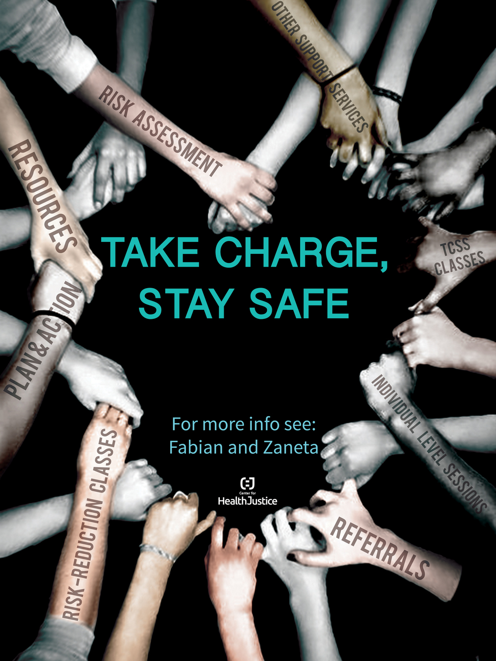 Take Charge, Stay Safe