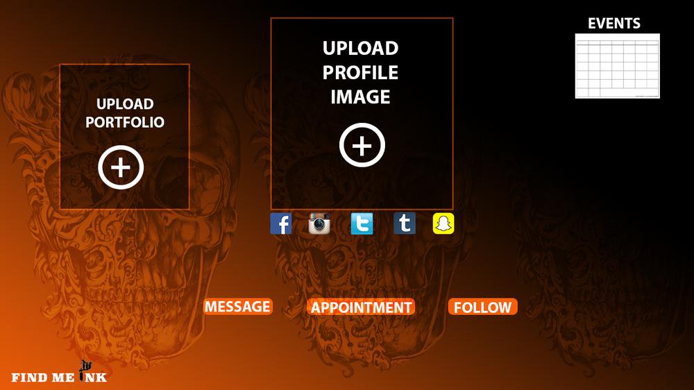 Parlor Profile page
