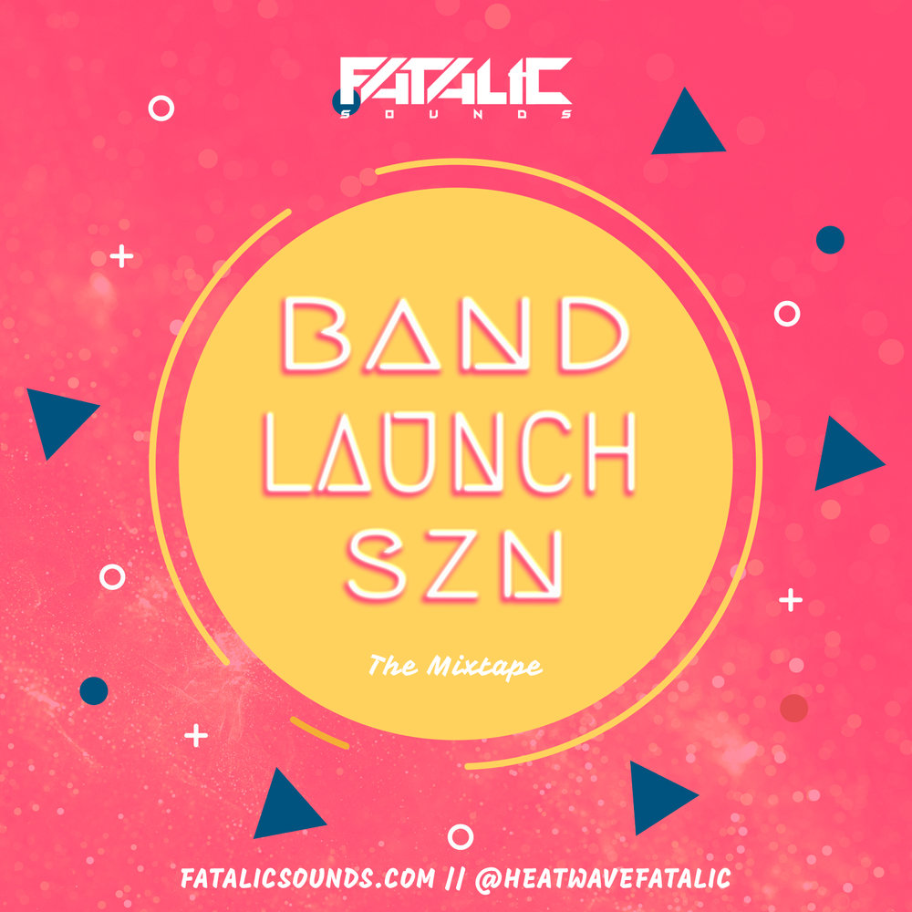 Band Launch SZN Cover