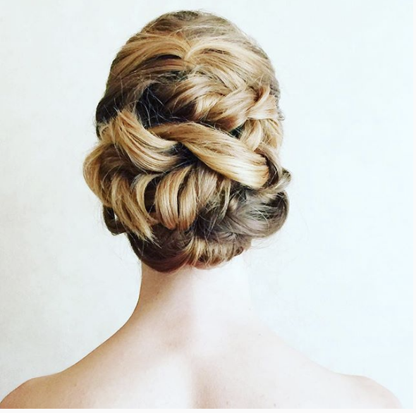 bridal hair artist chicago