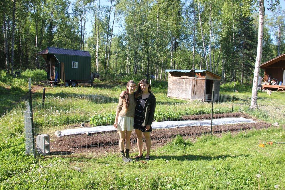 Emily and Nina