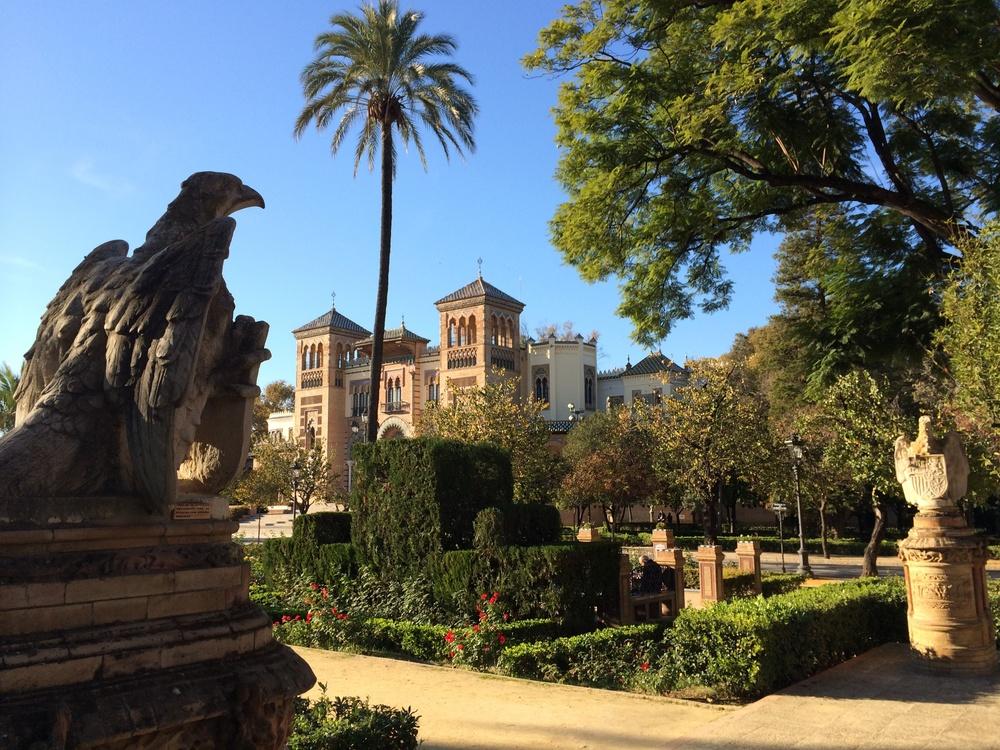 Parque de María Luisa, Seville