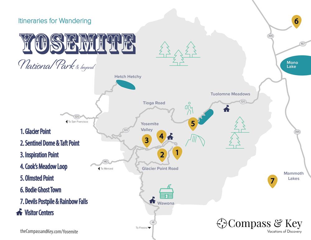 Yosemite — Compass & Key