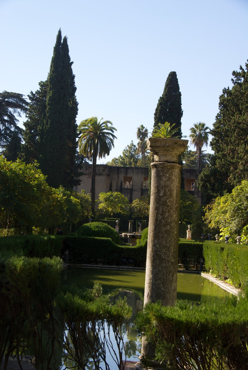 The Gardens of the Real Alcázar
