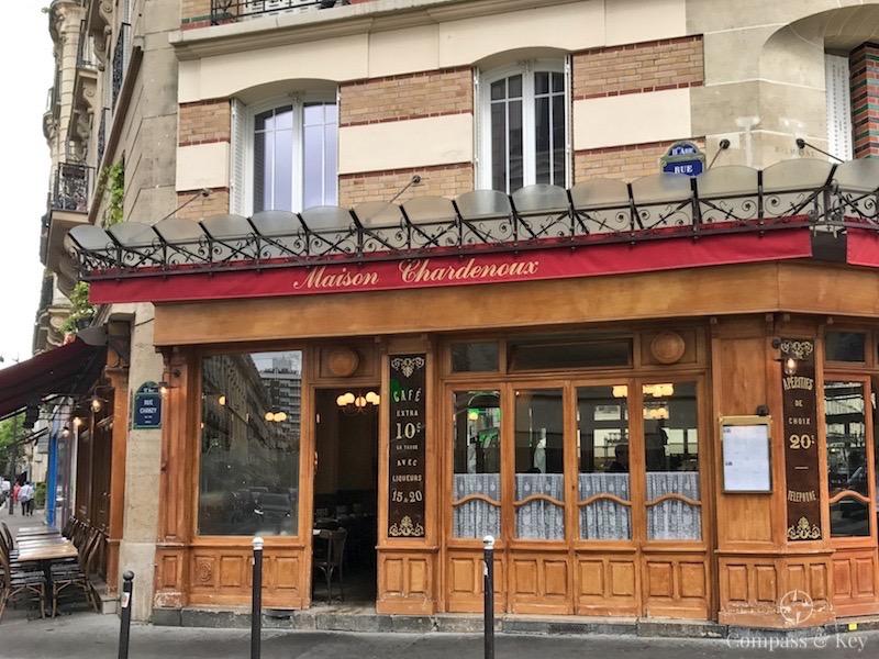 Restaurant Le Chardenaux