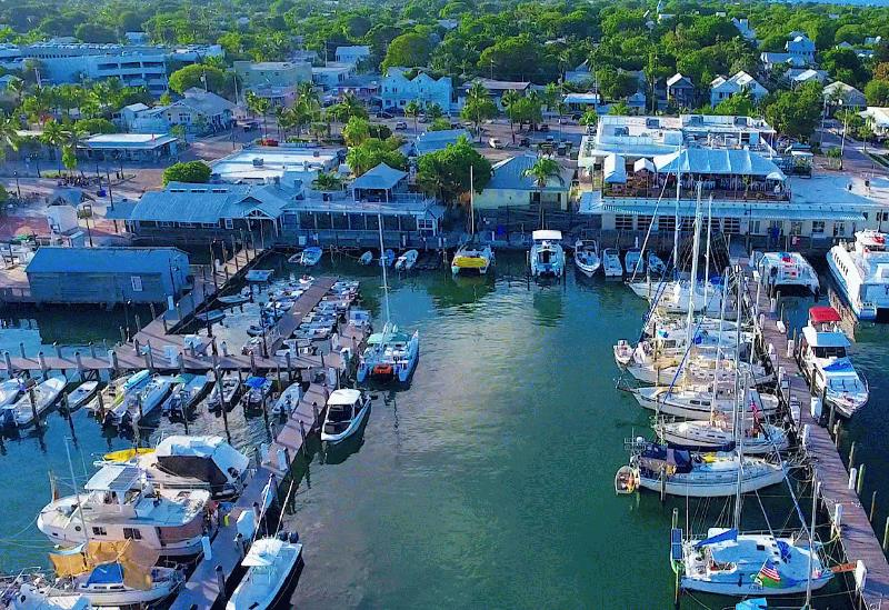 The Historic SEaport / Photo by the Key West Historic Seaport
