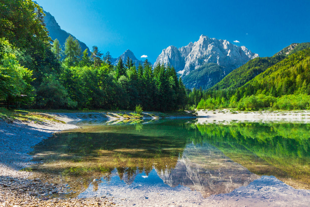 Triglav National Park / Photo by gevision via iStock