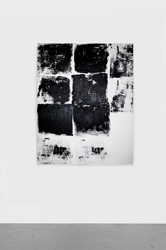 Untitled / Julien Pomerleau / Acrylic