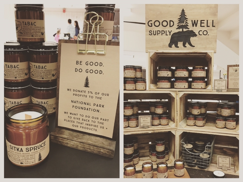 Good and Well Supply Co at Urban Craft Uprising