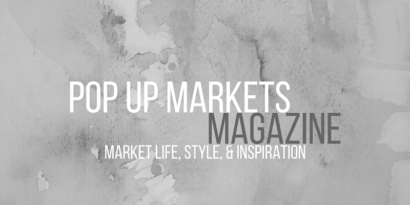 pop up markets magazine