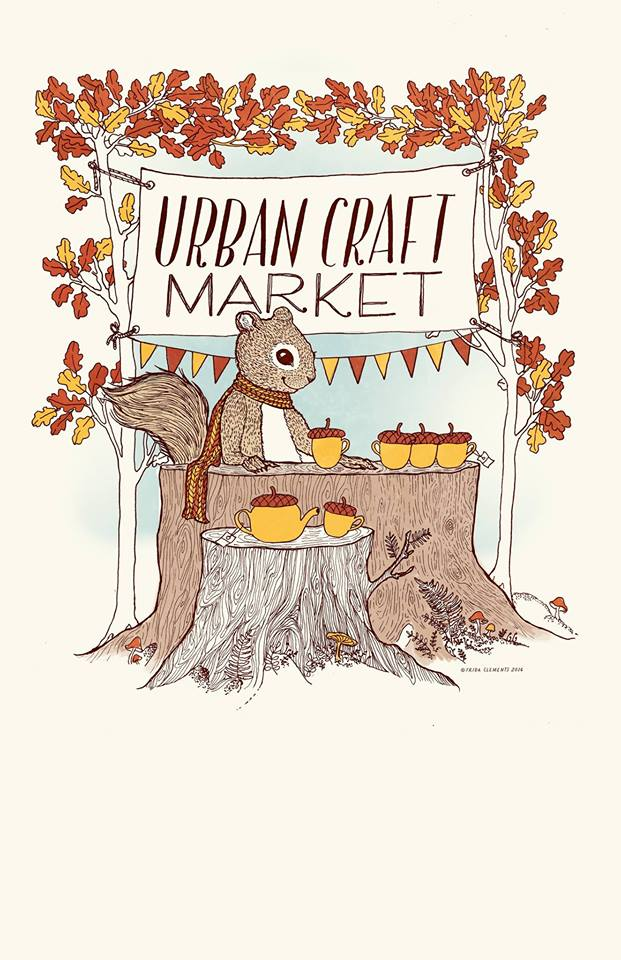 urban craft fall market