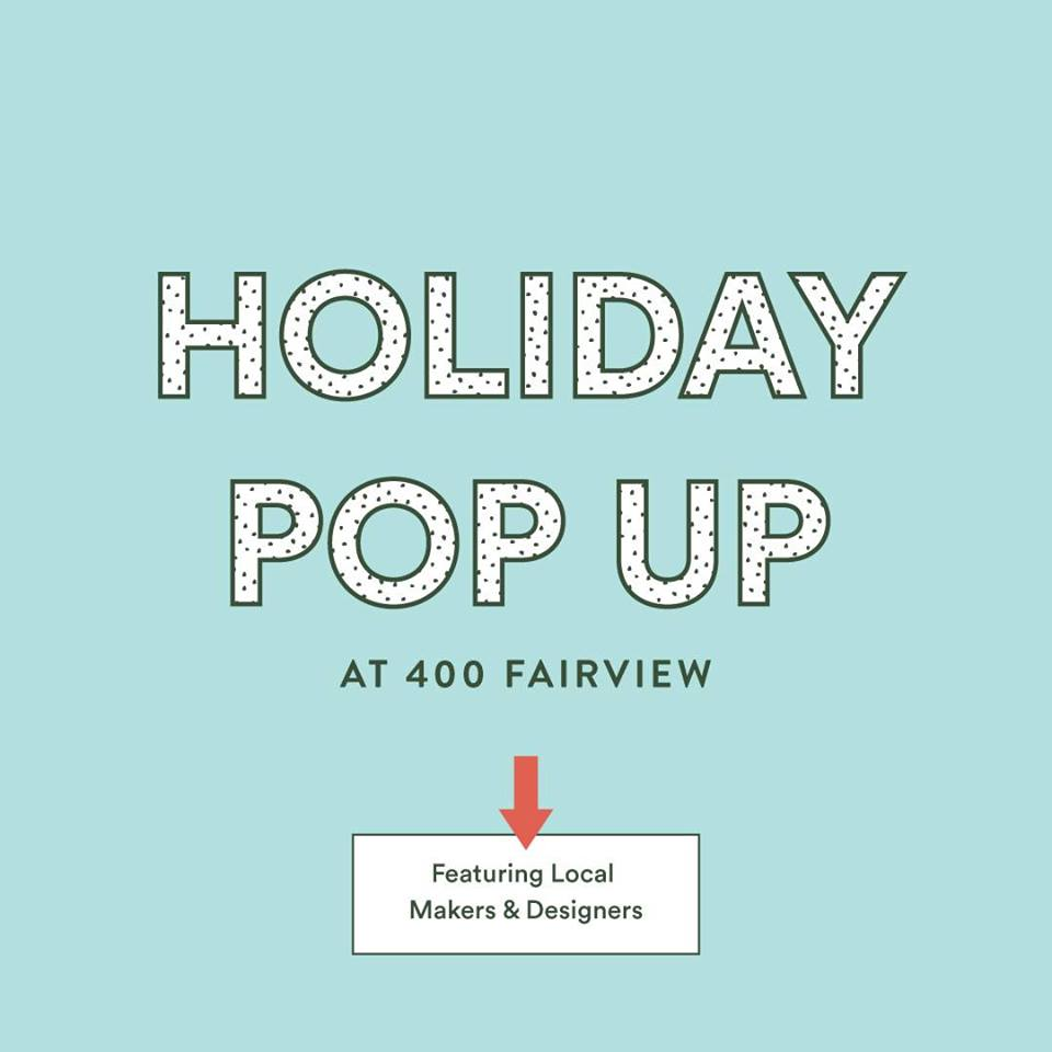 slu holiday pop up market 400 fairview