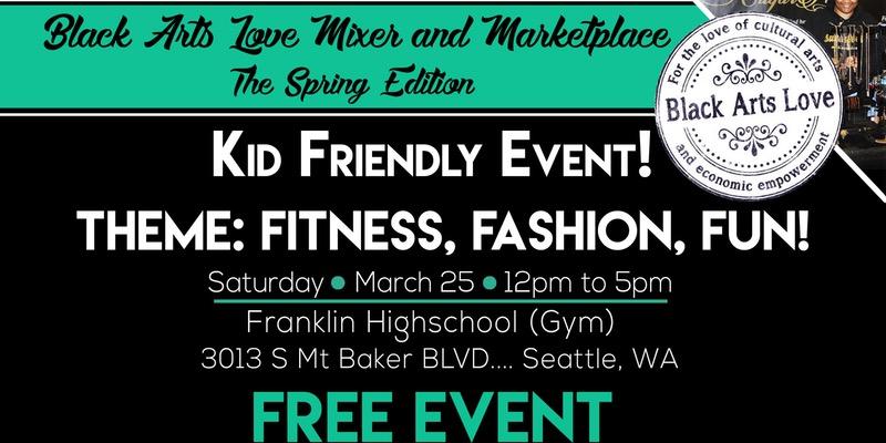 Black Arts Love Mixer & Marketplace