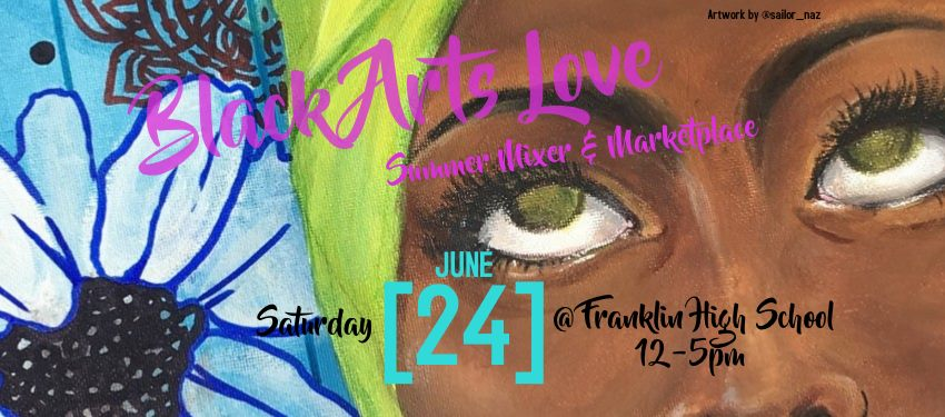 black arts love mixer and marketplace