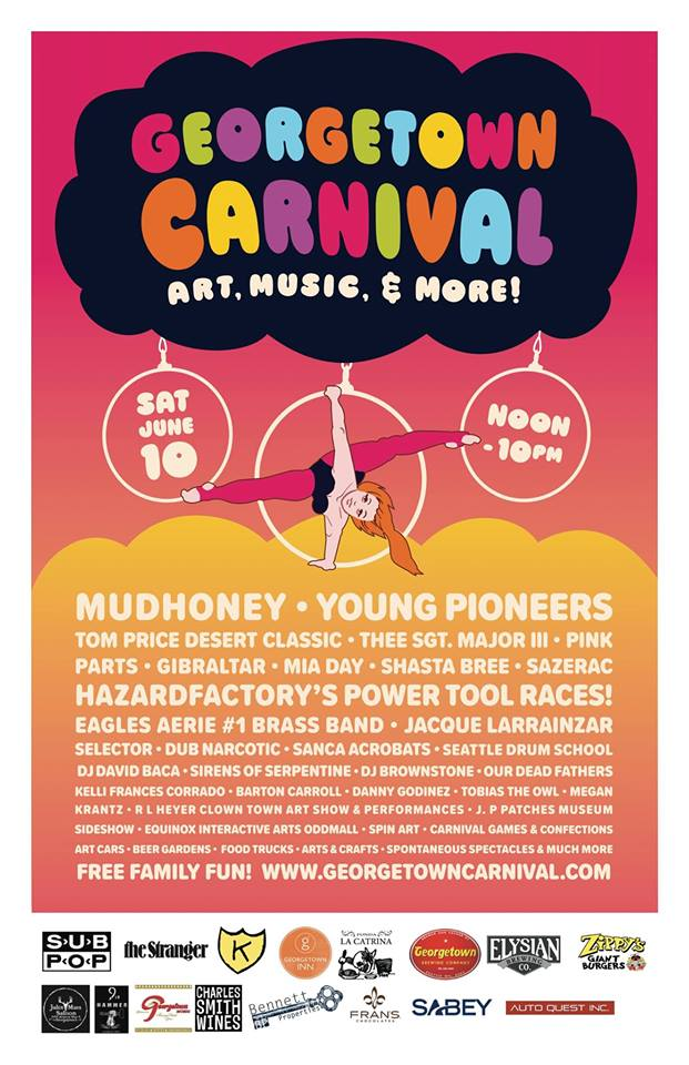 georgetown carnival 2017