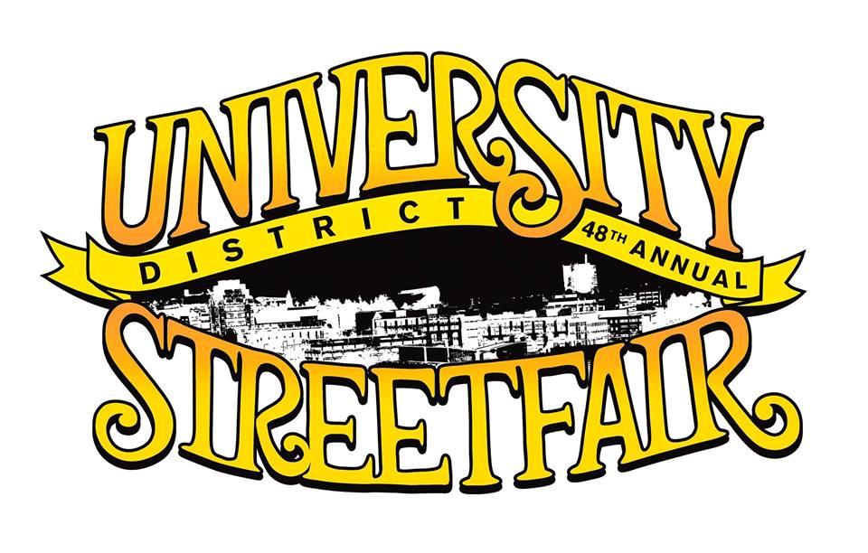 U district streetfair 2017