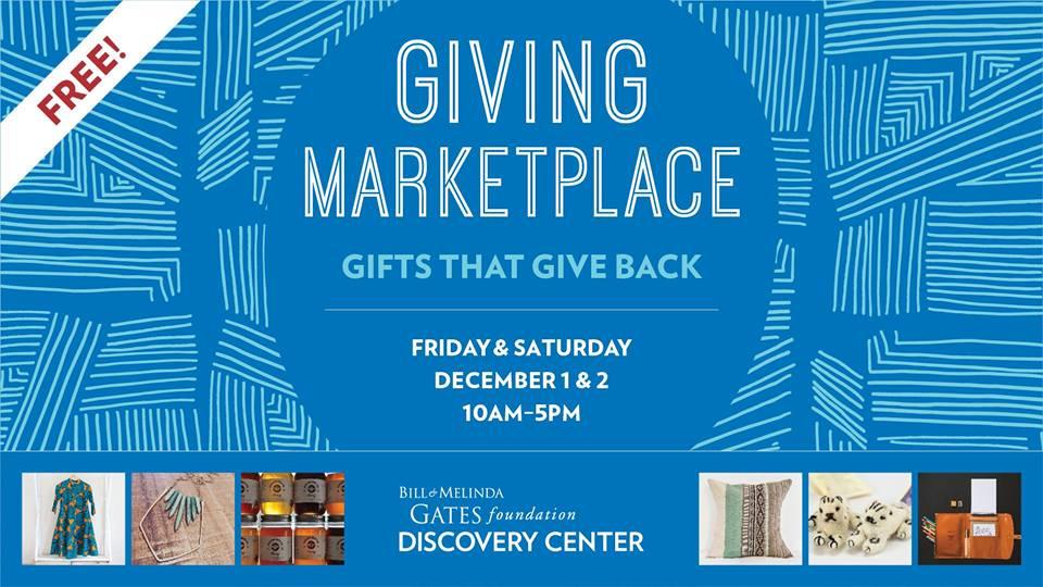 Gates Foundation Giving Marketplace