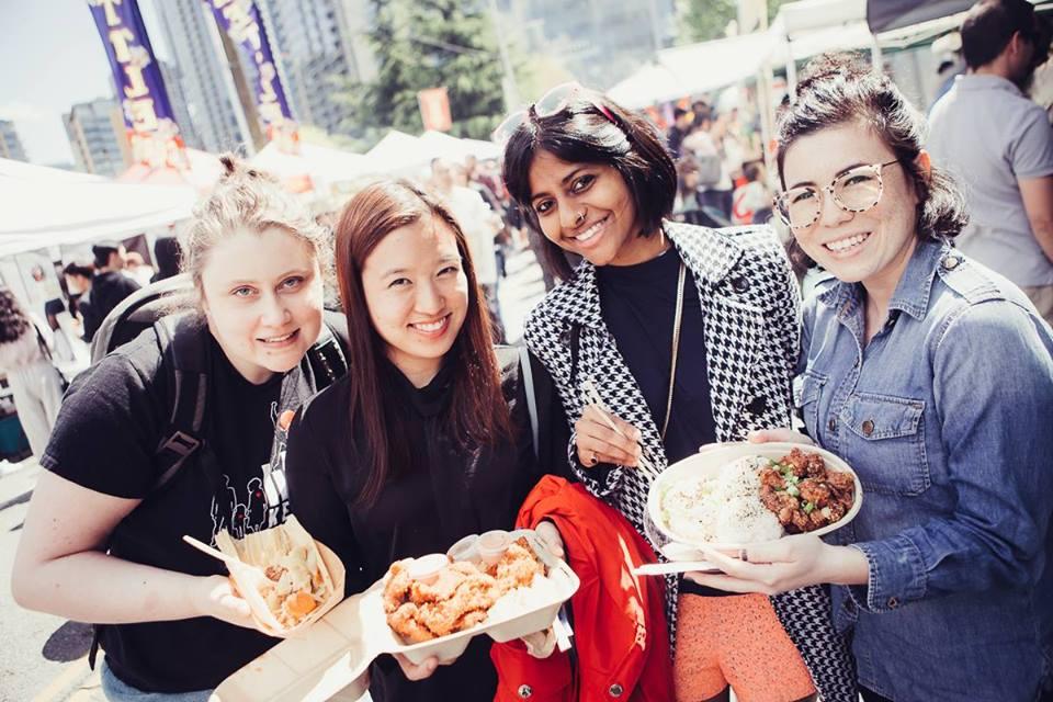 SLU Saturday Market's Opening Day