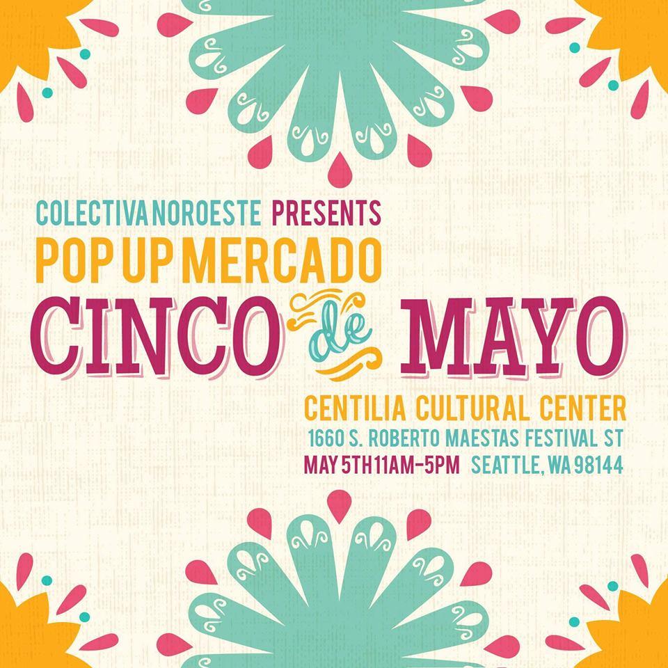 Pop up Mercado: Cinco de Mayo
