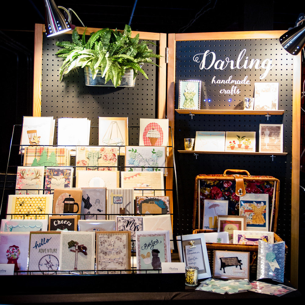 Darling Handmade Cards Seattle