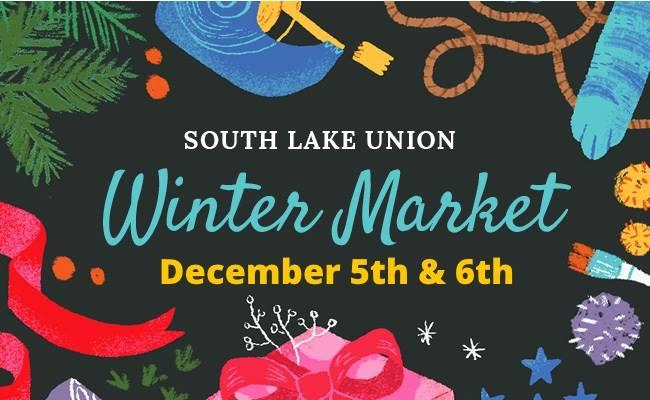 South Lake Union Winter Market