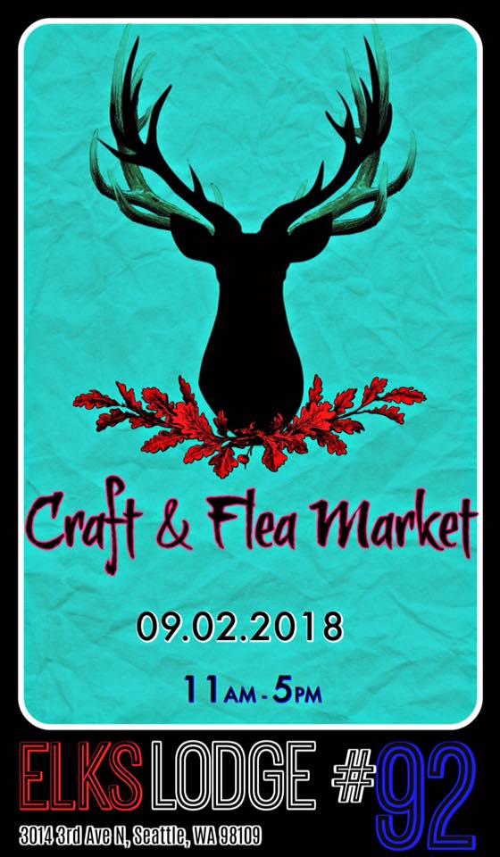 Fremont Elks #92 Craft & Flea Market
