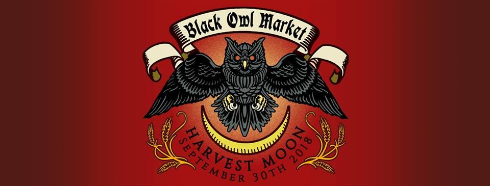 Black Owl Market - Harvest Moon