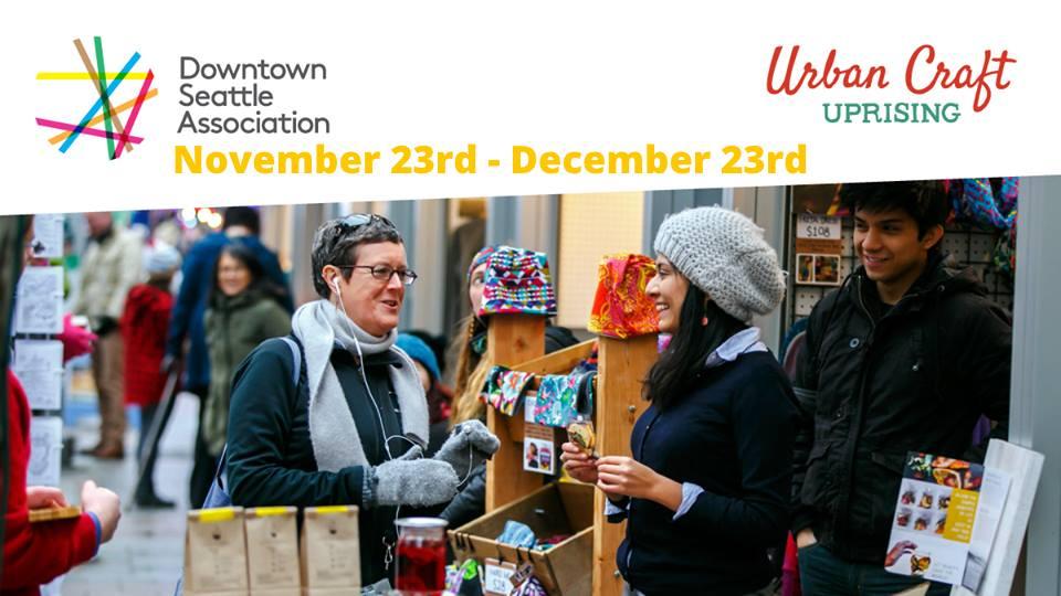 Holiday Market at Westlake Park, presented by the DSA (Week 1) Urban Craft Uprising