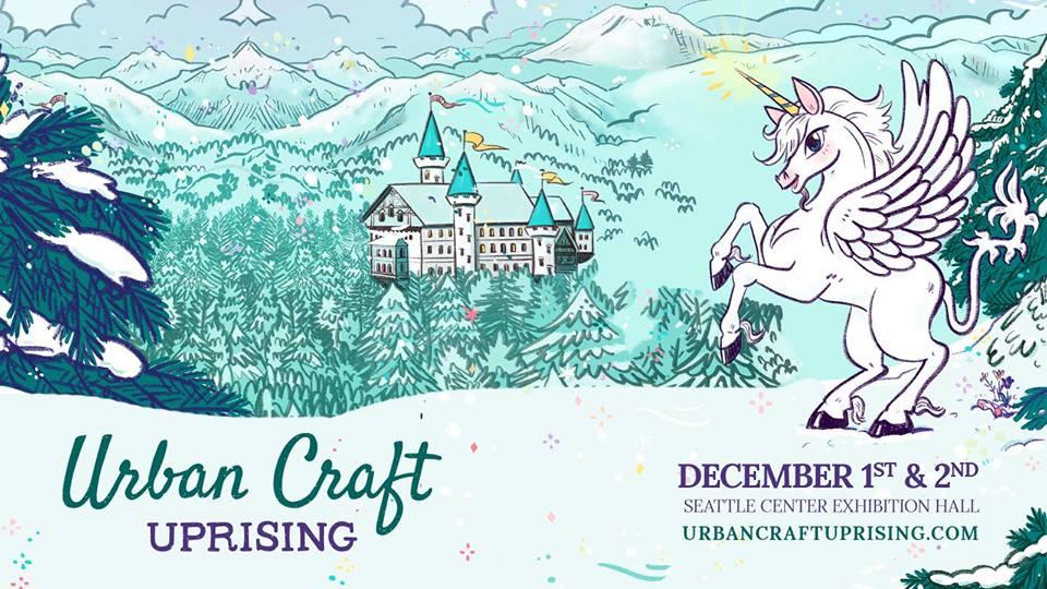 Urban Craft Uprising 2018 Winter Show