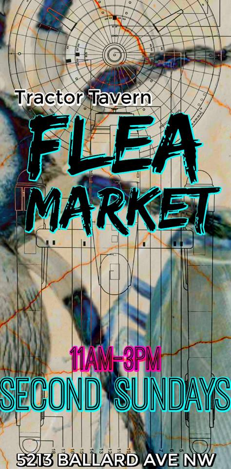 Tractor Tavern Flea Market