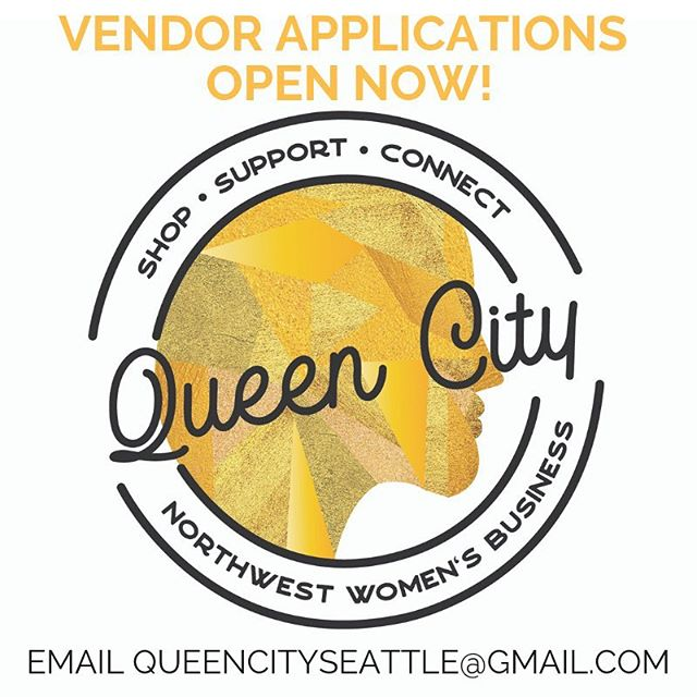 Vendor applications are now open for @queencityseattle Holiday Market  12/1 4pm-8pm ✨🎁✨ Email queencityseattle@gmail.com for application info.  Shop local, women-owned business! . . . #seattle #shoplocal #shopsmallseattle #pnw #womeninbusiness #bossbabe #girlboss #supportlocal #queencity #popupshop #popupmarket #shopping #handsandhustle #handmade #handcrafted #madeinseattle #handmadejewelry #holidayshopping #holidaze #shopsmallseattle #pnw #holidaygifts #handmadegifts