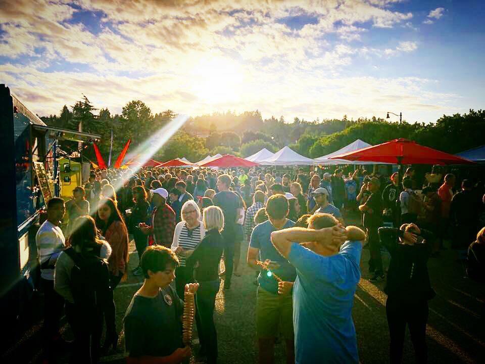 Summer Solstice Night Market