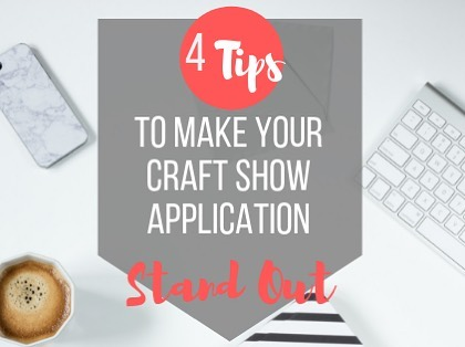 Craft shows have long been the forum for indie makers to put their work out to the world. With sites like Etsy making it easier to start businesses, more people are entering the handmade market. As a result, this influx of creators makes craft shows increasingly competitive to get into. So how do you catch a juror's eye and make sure your craft show application stands out? Follow these four tips for a winning application. Read more at seattlepopupmarkets.com ✨link in bio✨ . . . #seattle #handmade #seattlemade #makersgonnamake #supporthandmade #womeninbusiness #businesstips #smallbusiness #craftshow #womenownedbusiness #handmadebusiness #businesstip #biztips #craftbusiness #smallbusinesstips #popupmarket #craftmarket #handcrafted #indiebusiness