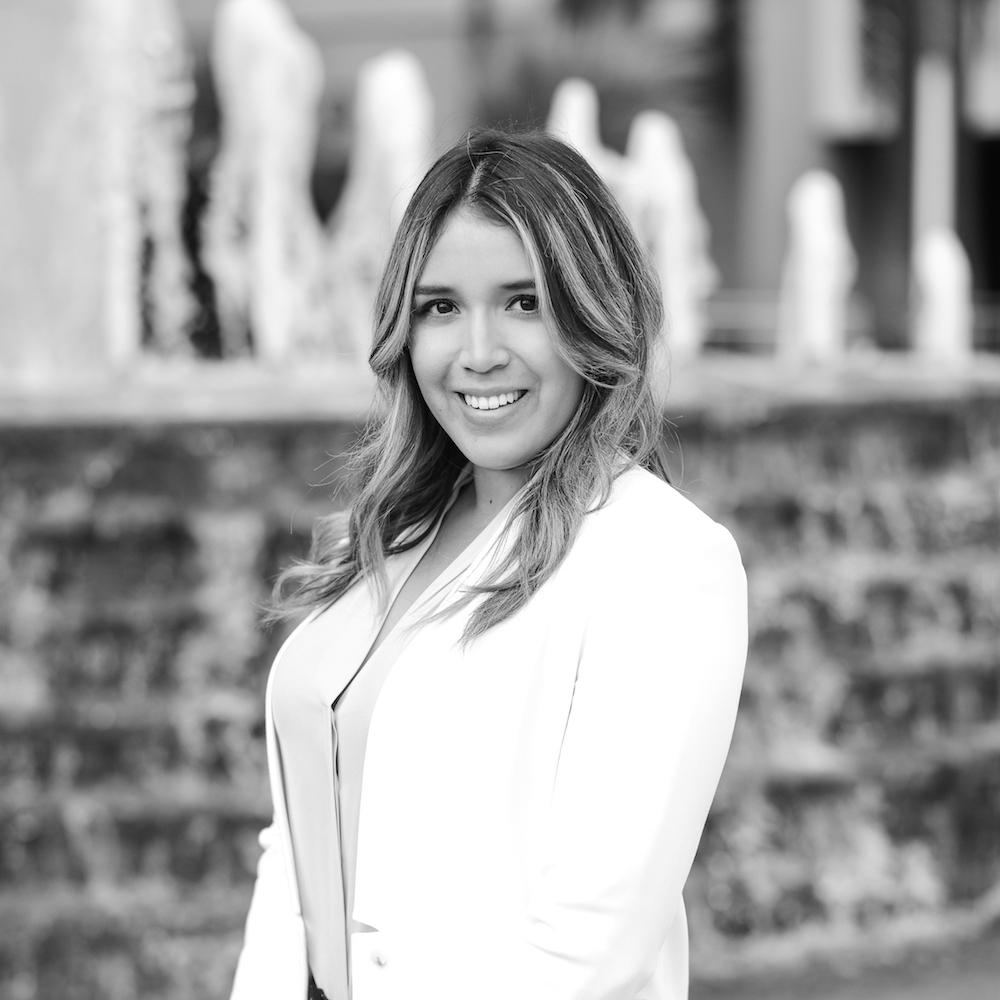 Priscilla Balcaceres, Marketing Director