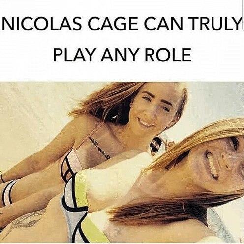 #NicolasCage