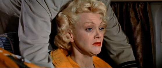 Jan Sterling in The High and the Mighty, 1954.