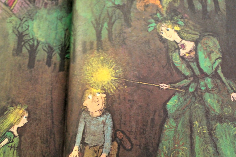 From  the Provensen Book of Fairy Tales .