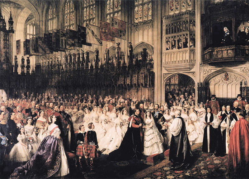 800px-William_Powell_Frith_-_The_Marriage_of_the_Prince_of_Wales%2C_10_March_1863.JPG