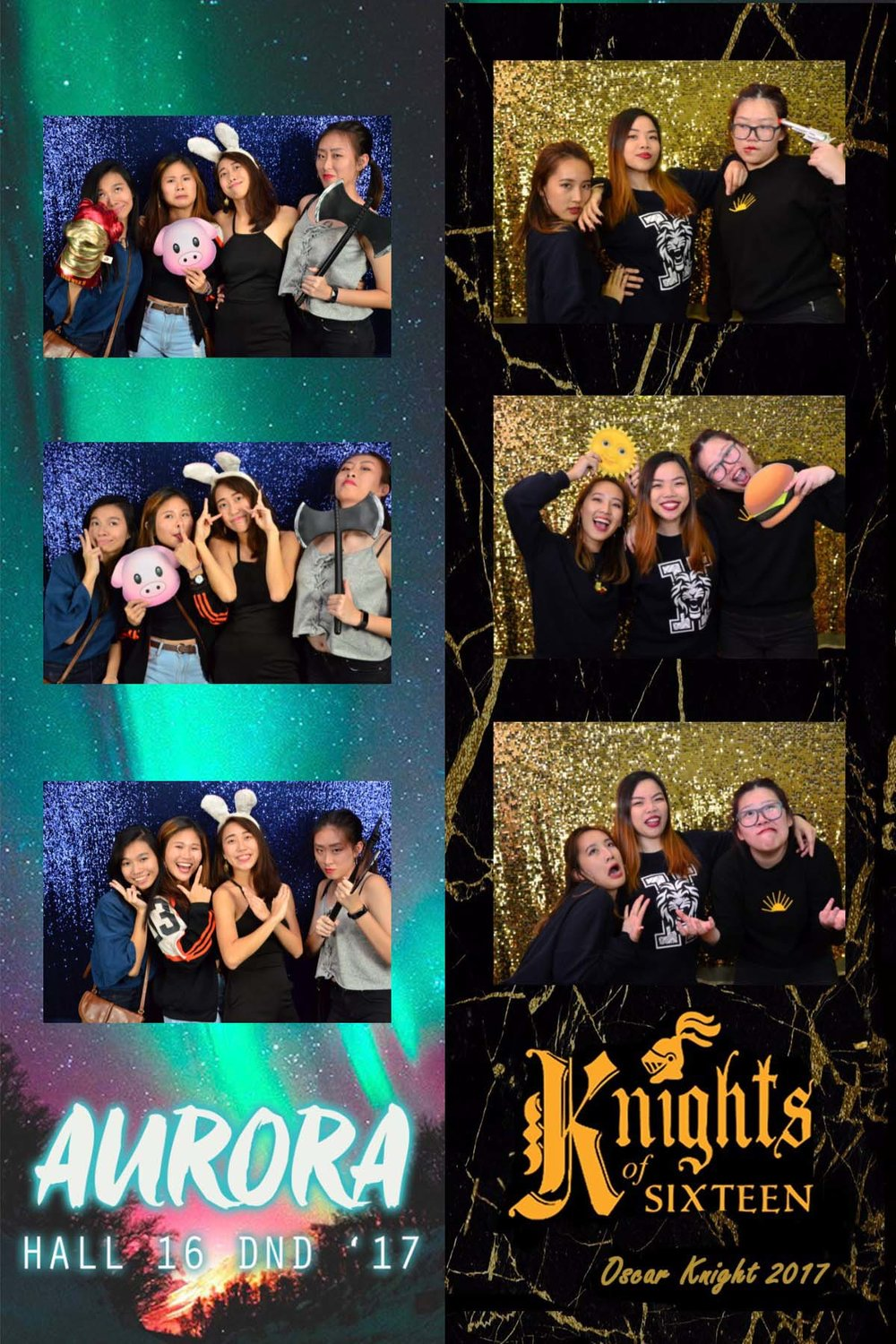 Photobooth - Fun, unique and vibrant photobooth services coupled with theme-suited props and personalized backdrops at your service!SEE MORE