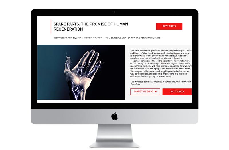 Human Regeneration — Julie Rossman