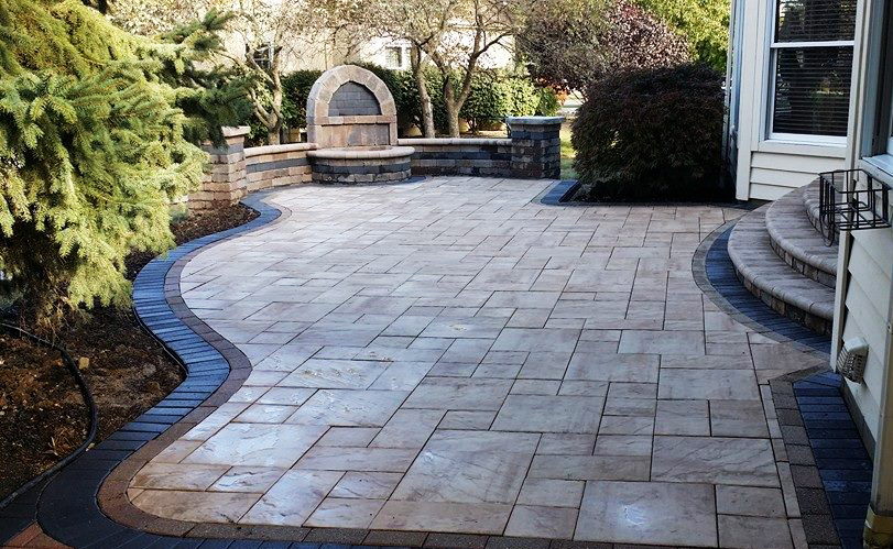 Choose From All Types Of Materials, Colors, Sizes, And Patterns To  Customize Your Patio.