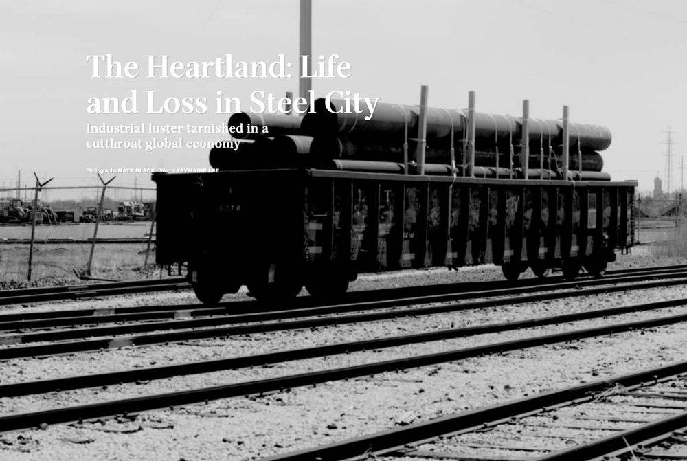 Chapter 5: Heartland