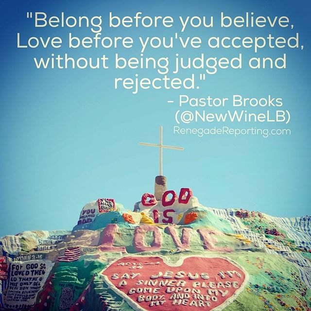 EP 9 Pastor Brooks & @NewWineLB will raise and inspire you to love one another, as the best version of yourself. Do you believe in miracles? After you listen how Proverbs 31 started it all, you just might. -  RenegadeReporting.com. #god #godisgood #spiritual #blessed #love #lovethyself #salt #believe #miracle #christian #lovestory of #jesus #inspire #proverbs31 #proverbs31woman #pray #subscribe #itunes #podcast #renegadereporting #newwine #community #church