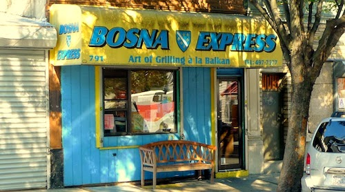 3. Bosna Express (3 pm)